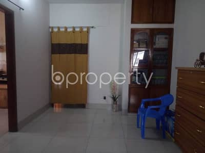 We Have A 1200 Sq Ft Ready Flat For Rent In Baridhara Dohs Nearby Badrunnesa Govt. Women College