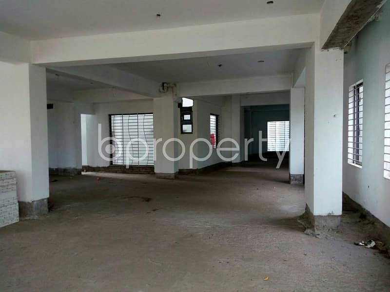 A 4800 Sq Ft Commercial Space Is Available For Rent Which Is Located In Matikata Road Nearby Khan Polli Jame Masjid