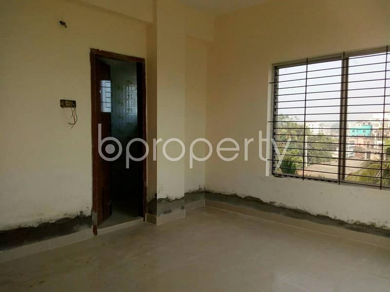 Create Your New Home In A 1162 Sq Ft Flat For Sale In Race Course, Near Noor Masjid