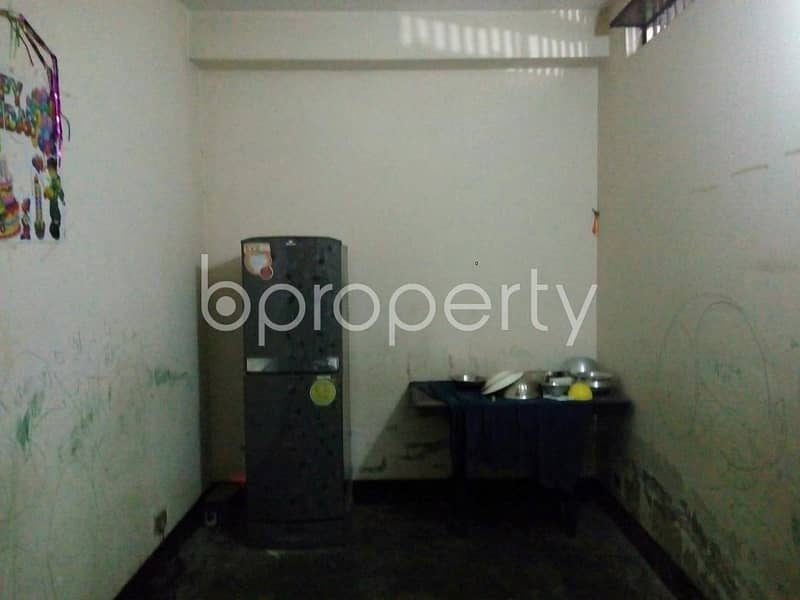 640 Sq. Ft. apartment for rent is located at Mohammadpur, near to G. M Drug Store