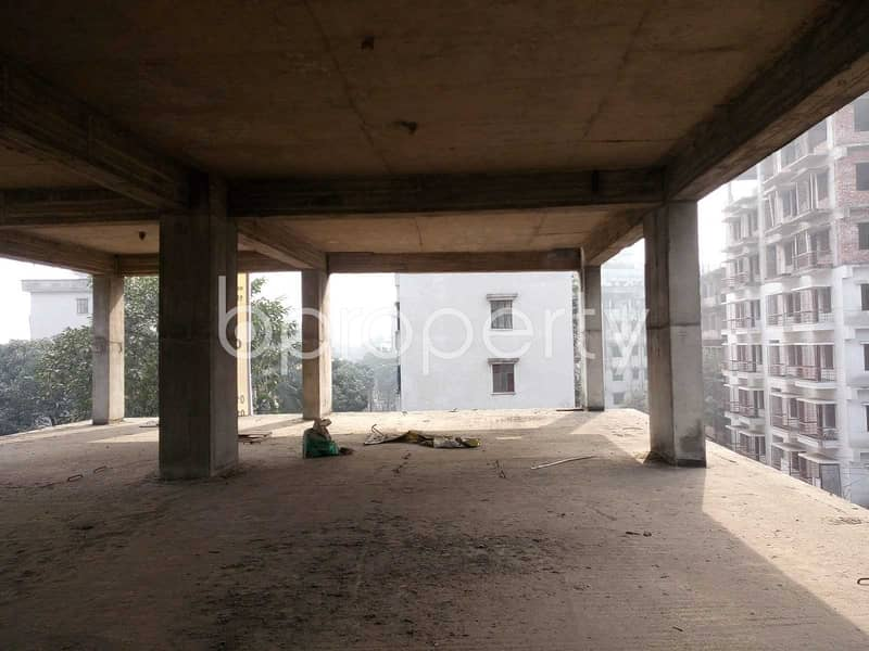 A 2,200 Sq Ft Brilliantly Presented Office Space For Sale Is Located In Mirpur Near The Popular Mirpur 10 No Market Masjid