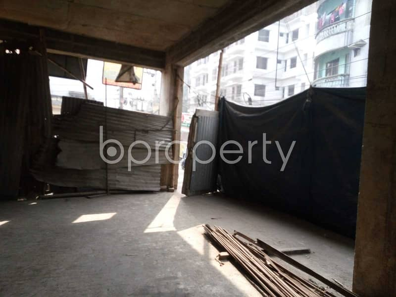 Mirpur Features This 2,200 Sq Ft Satisfactorily Designed Office For Sale Near The Pabulam Mirpur