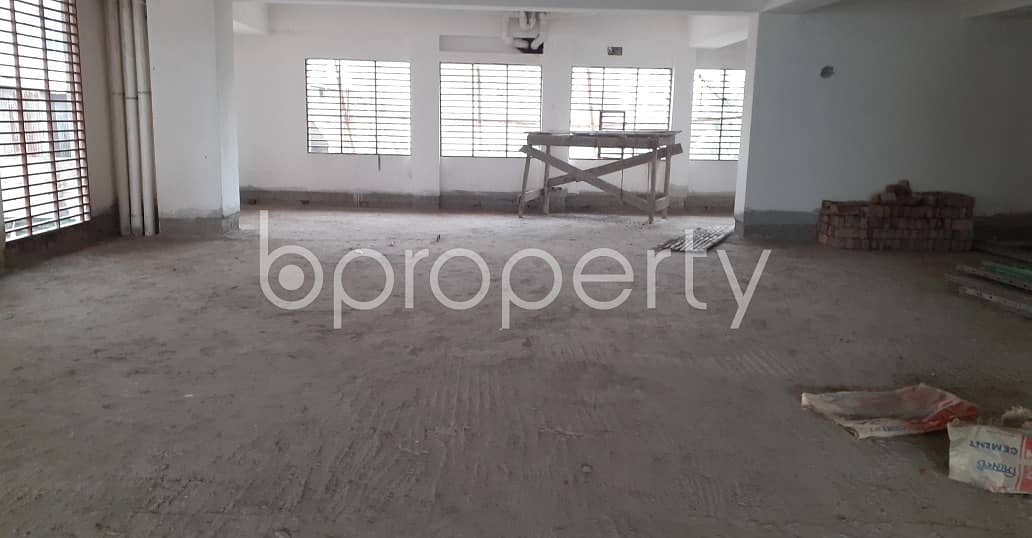 1,400 Sq. Ft. Commercial Space Is Available For Rent In Kafrul