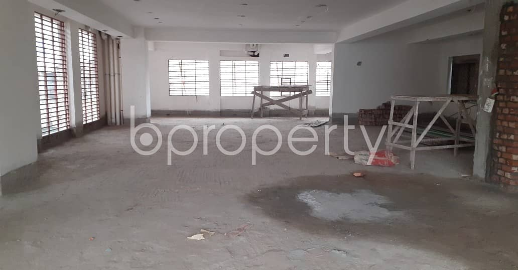 In Kafrul 1,400 Sq. Ft. Commercial Space Is Up For Rent