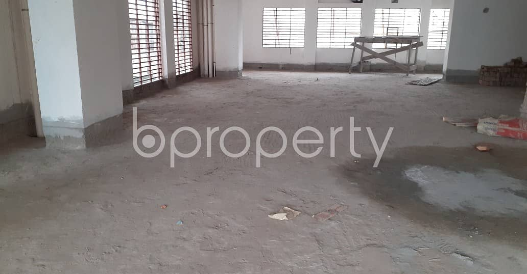 Modern Commercial Space For Rent Is Available In Kafrul