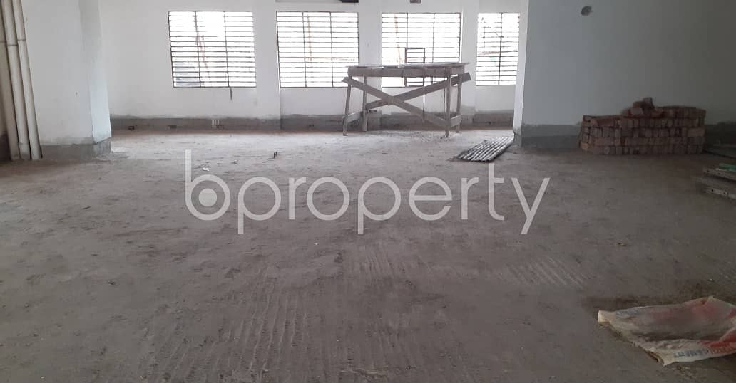 At kafrul A Office Space Is Ready For Rent