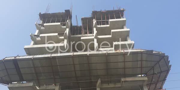 Well Planned Apartment For Sale in Bashundhara R-A Near To North South University