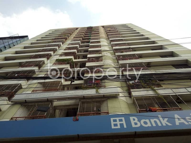 A Beautiful Apartment Is Up For Sale At Outer Circular Road Near Eastern Bank Limited