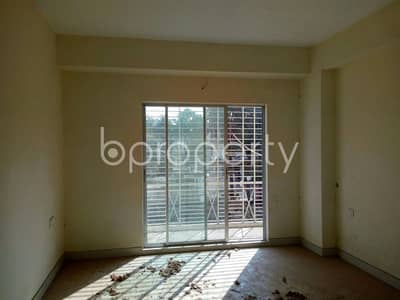 We have this 1570 sq ft apartment ready for sale at halishahar, near halishahar K block primary school