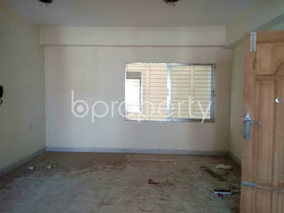 A 1570 SQ FT apartment is waiting for sale at Halishahar nearby Halishahar B Block Primary School