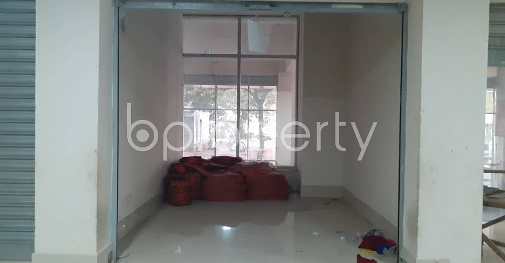 In Dhanmondi, The Shop Is Ready For Rent