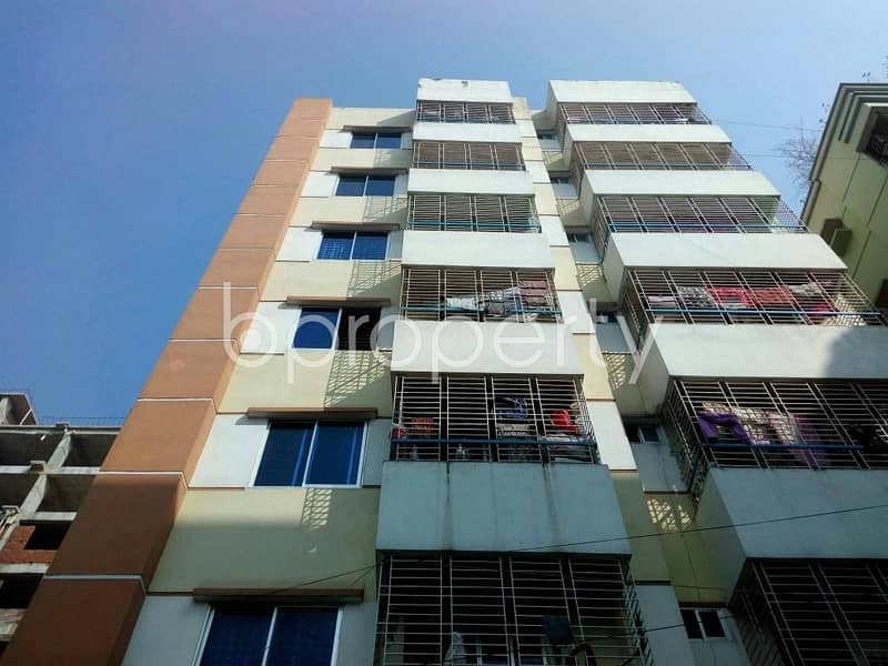 A 240 SQ Ft office space is for rent which is located on Aftab Nagar, nearby East West University