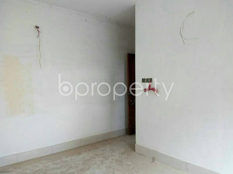 1521 SQ FT apartment for sale near Dutch-Bangla Bank Limited, in Jhautola