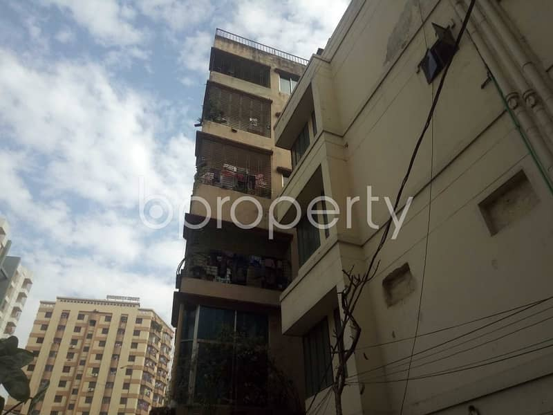 Visit This Apartment For Sale In Shiddheswari Near National Bank Public School & College