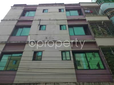 1 Bedroom Flat for Rent in Bayazid, Chattogram - Well Developed 500 Sq. Ft. Flat Is Up For Rent In Chakroshow Kanon R/a Nearby Bayazid Bostami Mazar