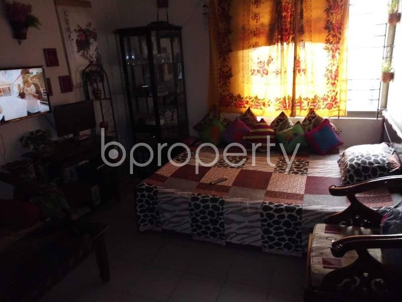 798 SQ Ft ready apartment for rent at Badda, near Export Import Bank of Bangladesh Limited