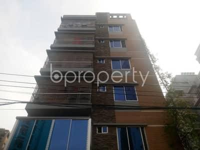 2 Bedroom Apartment for Rent in Aftab Nagar, Dhaka - A 900 Sq. Ft. Apartment Is Up For Rent At Aftab Nagar Near East West University