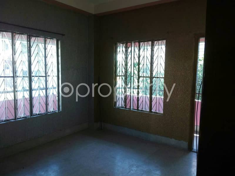 A 1200 Sq Ft Apartment Is Up For Rent In Panchlaish Near To Dutch-bangla Bank Limited Atm.