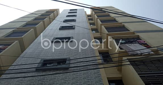 3 Bedroom Flat for Rent in 7 No. West Sholoshohor Ward, Chattogram - Start A New Home, In This, 1350 Sq Ft Flat For Rent In West Sholoshohor, Near Jamia Ahmadia Sunnia Alia Madrasah