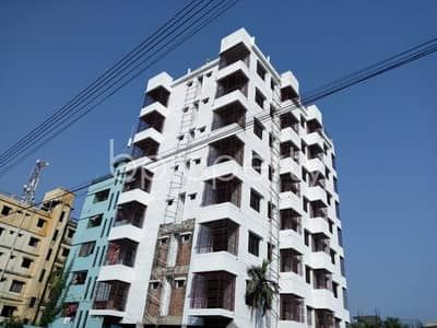 3 Bedroom Flat for Sale in Halishahar, Chattogram - Visit This Apartment For Sale In Halishahar Near Halishahar B Block Primary School.