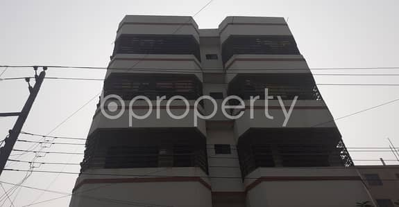 Properly Constructed Flat For Rent In Uttara, Near Mastermind School