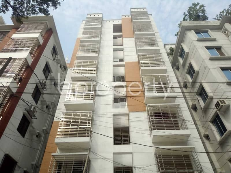 Check This Flat In Bashundhara R-a For Rent Which Is Ready To Move In