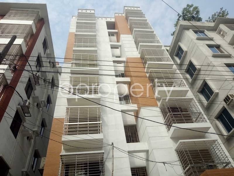Looking For A Tasteful Home To Rent In Bashundhara R-a, Check This One