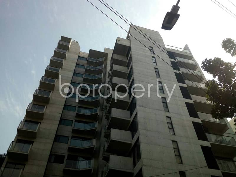 A Nicely Planned Flat Is Up For Rent In Banani Nearby Southeast University