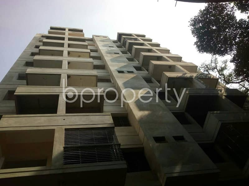 Offering You A Nice Flat For Sale In Khulshi Hill R/a Near Khulshi Jame Masjid
