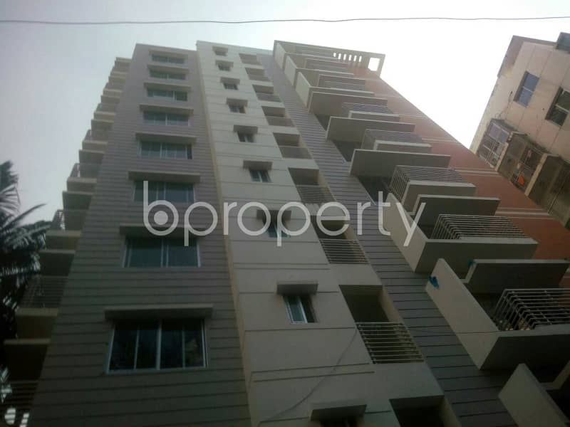 Visit This Apartment For Sale In Nasirabad Near Southern University Bangladesh.