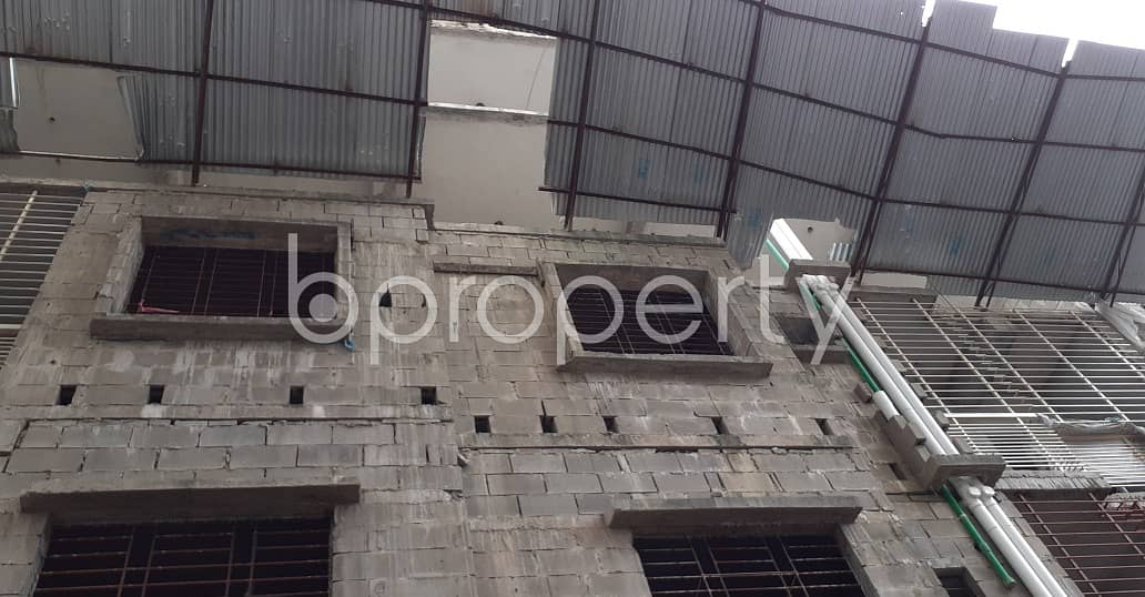 1150 Sq Ft Flat Can Be Found In Kalabagan For Sale, Near South Bangla Agriculture And Commerce Bank Limited