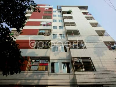 An Apartment Which Is Up For Sale At Bayazid Near To Jiyos Pukur Jame Mosjid.