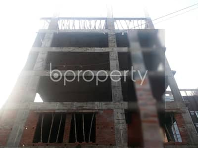 Flat For Sale In Aftab Nagar Near Dhaka Imperial College.