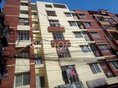 2 Bedroom Flat for Sale in Bakalia, Chattogram - An Apartment Which Is Up For Sale At Bakalia Near To Miyar Baper Masjid.