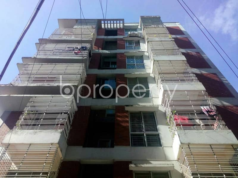 An Apartment Up For Sale Is Located At South Khulshi, Near To Port City International University.