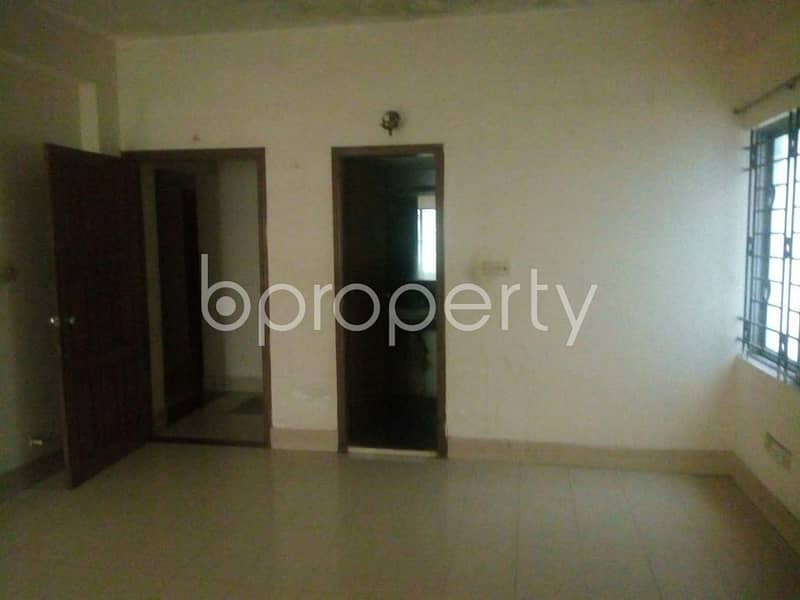 Near Panchlaish Jame Masjid 1300 SQ FT flat for rent in Panchlaish