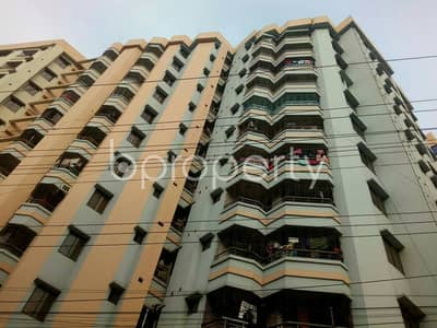 Comfortable And Nicely Planned Flat In Chawk Bazar For Sale Nearby South Asian School