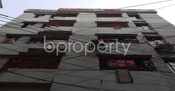 Shop for Rent in Hatirpool, Dhaka - Use This 80 Sq Ft Rental Property as Your shop, Located at Hatirpool nearby DBBL ATM