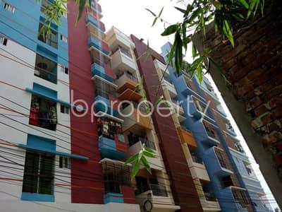 2 Bedroom Flat for Rent in Bakalia, Chattogram - Flat Is Now Vacant For Rent In Bakalia Close To Kaderia Sharif-badsha Jame Moshjid