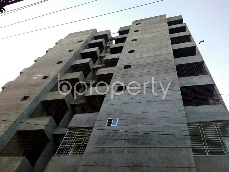 Be The Owner Of This Beautiful Flat Which Is Vacant Now For Sale At Rampur Nearby The Urban Clinical Service