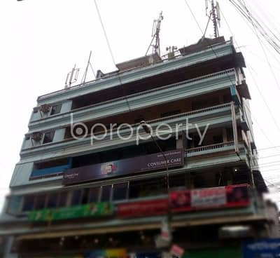 Apartment for Sale in Lal Khan Bazaar, Chattogram - Be The Owner Of This Commercial Apartment Which Is Vacant For Sale At Lal Khan Bazaar Nearby Bawa High School.