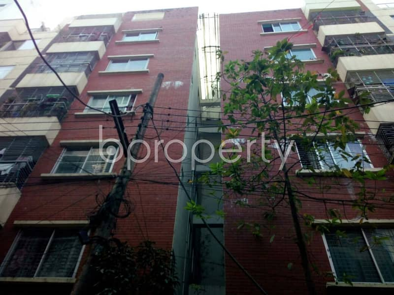 Close To Abu Darda Jamgee Masjid, An Apartment For Sale Is Available In Bayazid.