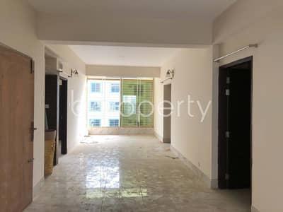 Nice Flat Can Be Found In Bashundhara R-A For Rent, Near Baitul Jannat Jame Masjid