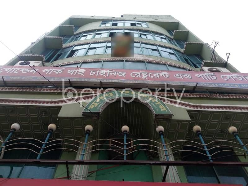 2250 Sq. ft Apartment For Commercial Rent In Mirpur Close To Dhaka North City Corporation.