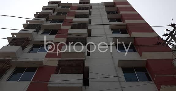 বিক্রয়ের জন্য BAYUT_ONLYএর অ্যাপার্টমেন্ট - সাভার, ঢাকা - Near Savar Laboratory College A 780 Sq. Ft Standard Flat Is For Sale.