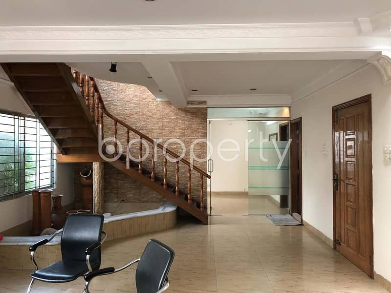 Duplex Apartment Is Available For Rent In Nikunja 1, Near Tin Shade Masjid