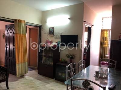 2 Bedroom Flat for Sale in Dakshin Khan, Dhaka - Visit This Apartment For Sale In Dakshin Khan Near Nogoriabari Mohammadia Jame Masjid