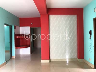 Apartment For Sale In Dhanmondi Nearby Jafrabad Government Primary School