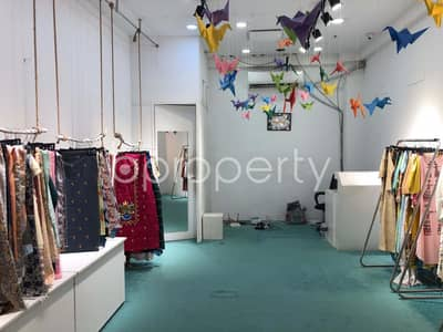 Commercial Shop for Sale in Dhanmondi near New Market Bus Stand