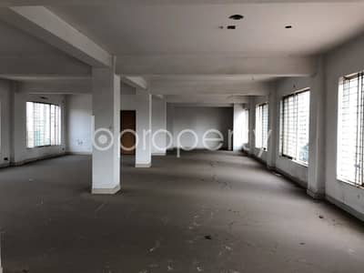 Floor for Rent in Mohakhali, Dhaka - We Have 3,500 Sq. Ft. Noticeable Commercial Office For Rent In Mohakhali Nearby Amtoli